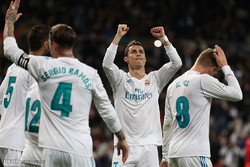 دیدار تیم های فوتبال رئال مادرید و رئال سوسیداد