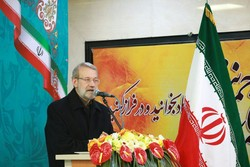 سفر علی لاریجانی به شیراز