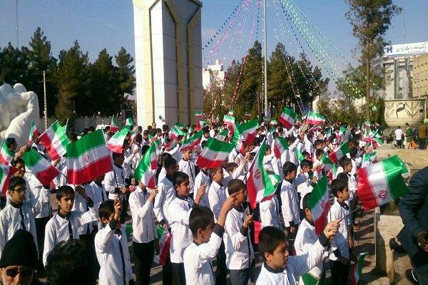 شکوه اتحاد و همدلی در پایتخت وحدت ایران اسلامی