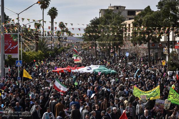 هیئتهای مذهبی برای برگزاری باشکوه راهپیمایی ۲۲ بهمن بسیج شوند