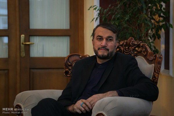 Iran's wise diplomacy based on 'heroic power': Amir-Abdollahian