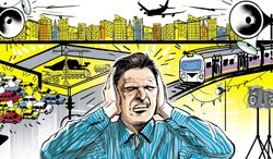 Noise pollution in Iran's megacities 20 times above standards: academic