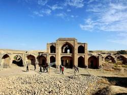 کاروانسرای شوریاب در آستانه تخریب/تاریخی که برای نسل بعد نمی ماند
