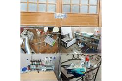 پلمب مرکز دندانپزشکی در کرمانشاه