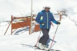 سرمربی تیم ملی اسکی صحرانوردی