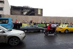 حل مشکل تامین پارکینگ ساختمان جدیدپلاسکو با همکاری بنیادمستضعفان
