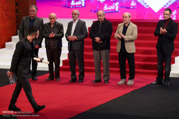 36th FIFF closing ceremony in frames