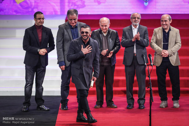 مراسم اختتامیه سی و ششمین جشنواره ملی فیلم فجر