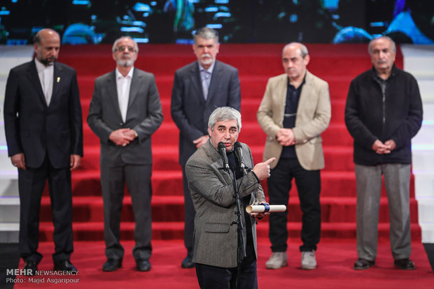36. Fecr Film Festivali'nin kapanış töreninden kareler