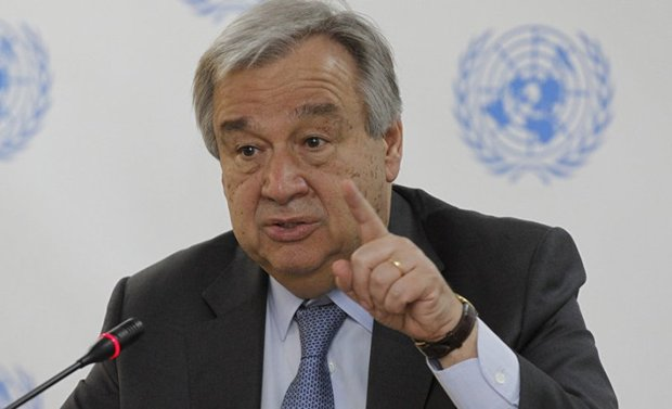 UN Chief 'following closely' latest escalation in Syria