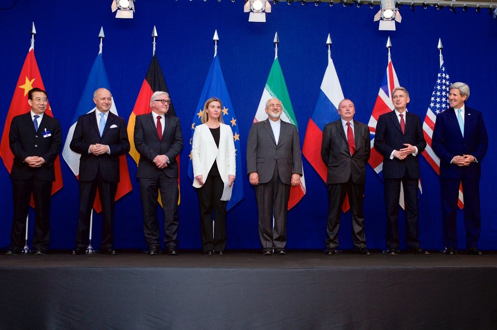 German And French Foreign Ministers Urge US Not To Quit Iran Deal
