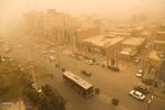 وقوع گرد و خاک برای فردا در خوزستان پیش بینی میشود