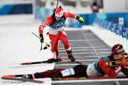 """""""Güney Kore Kış Olimpiyatları""""ndan kareler"""