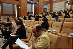 شرکت ۸ هزار دانشجو در آزمون های علوم پایه و پیش کارورزی پزشکی