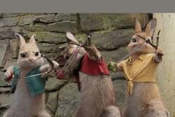 عذرخواهی سازندگان «پیتر خرگوش» برای صحنه مربوط به آلرژی