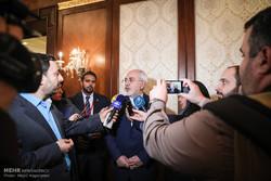 Zarif: Irak'ın yeniden imarı için hazırız