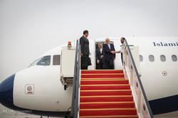 وزير الخارجية الإيراني في اسطنبول