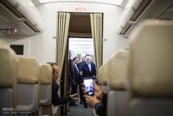 ورود وزیر امور خارجه به کویت