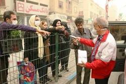 ۵ هزار ماسک در میان دهیاریهای بخش مرکزی آبادان توزیع شد
