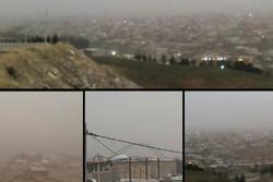 هوای پنج شهر استان کردستان در وضعیت ناسالم قرار دارد