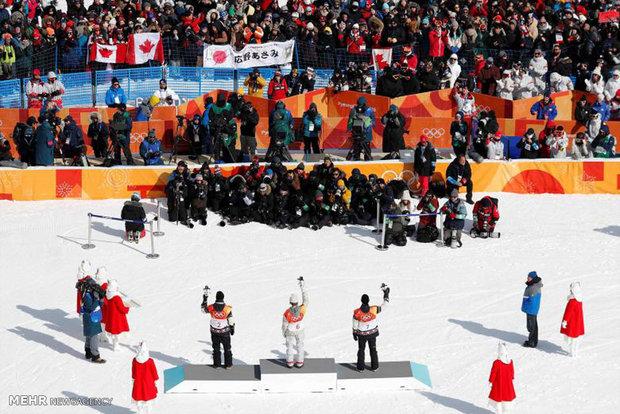 روز دوم المپیک زمستانی پیونگ چانگ