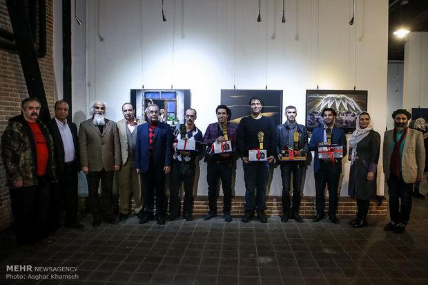 افتتاحیه نمایشگاه عکس نورنگار
