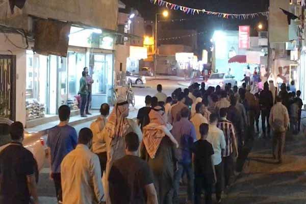 آغاز تظاهرات مردم بحرین در مناطق مختلف