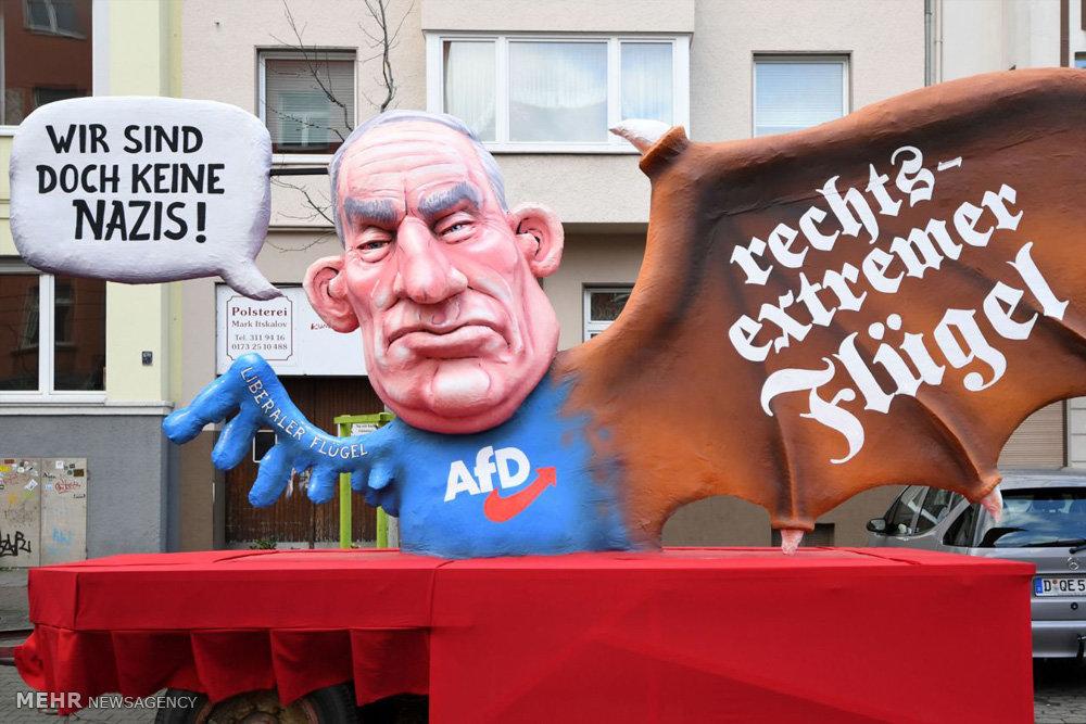 کارناوال خیابانی در آلمان