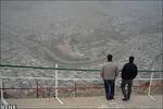 آسمان خراسان جنوبی غبار آلود می شود/ وزش باد در استان