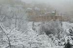 اخطاریه سازمان هواشناسی درباره بارش برف در مناطق کوهستانی