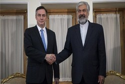 سرمدي يستقبل رئيس لجنة العلاقات الخارجية في البرلمان الاوروبي