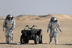 مریخ روی زمین در بیابان های عمان