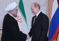 Rouhani offers condolences to Putin over plane crash