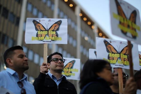 دومین رأی منفی یک قاضی آمریکایی به طرح ترامپ علیه مهاجران
