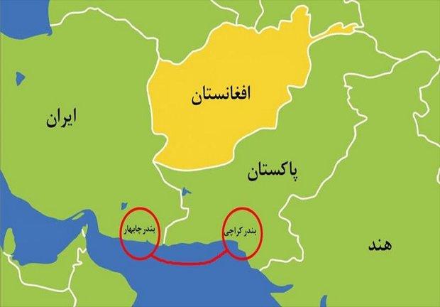 جذب ۵ میلیارد دلاری معاملات تجار افغانستانی از طریق بندر چابهار