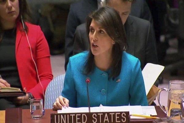 امریکہ کی شام کو فوجی حملے کی دھمکی