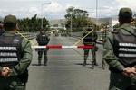 شمار نیروهای نظامی برزیل در مرز مشترک با ونزوئلا دوبرابر می شود!