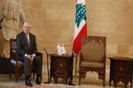 تیلرسون در لبنان