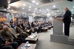 کنفرانس ملی فرهنگ سازمانی با رویکرد اخلاق حرفهای برگزار شد