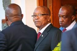 جنوبی افریقہ کے صدر جیکب زوما عہدے سے مستعفی ہو گئے
