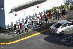 مقتل 17 شخصا في حادث إطلاق نار بمدرسة في امريكا