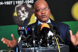 جنوبی افریقہ کے صدر اقتدار سے الگ ہوگئے