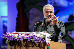 Tümgeneral Süleymani: Siyonist Rejim hayatta kalmayacak