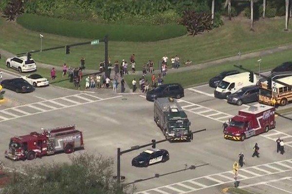 تیراندازی در فلوریدا آمریکا