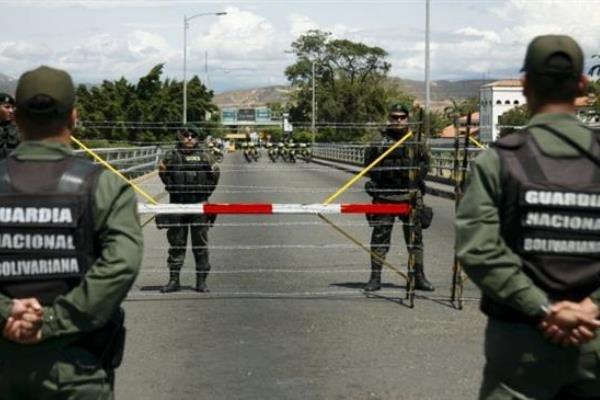 برازیل نے ونزوئلا کے ساتھ سرحد کو کھول دیا
