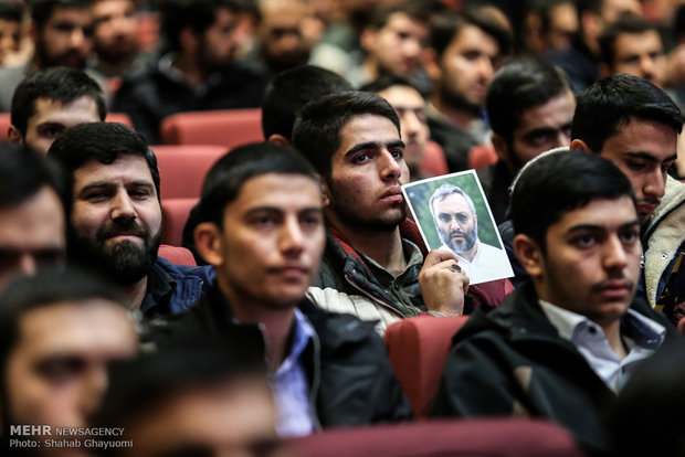 Commemoration for late Hezbollah cmdr. Imad Mughniyeh