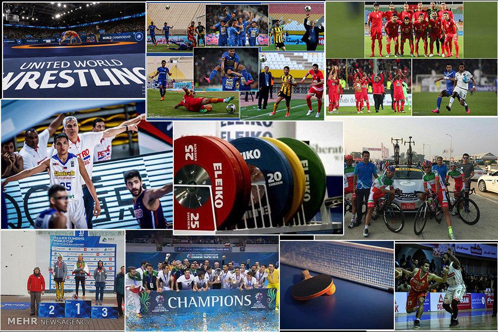 مهمترین اتفاقات ورزش ایران در سال ۹۸/ سیاه، سفید، خاکستری