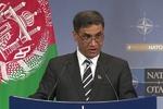 وزیر دفاع افغانستان به انگلیس سفر کرد