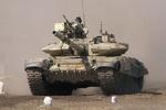 ورود اولین محموله تانک « t-۹۰c » روسیه به عراق