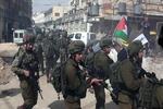 اسرائیلی فوج نے 1300 فلسطینیوں کو گرفتار کرلیا
